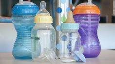 Between 1991 and 2010, 45,398 children were treated for injuries that involved pacifiers, bottles and sippy cups - that's about 2,270 cases per year.