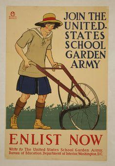 Modern Farmer | 12 Fantastic Victory Garden Posters