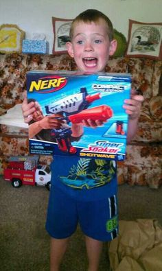 Nerf and Cheeto House Party