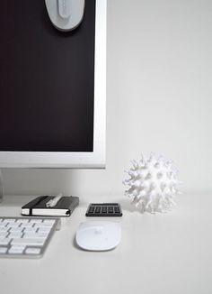 Pinball - Pushpin Storage. Functional art!