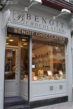 Benoit chocolatier - Paris