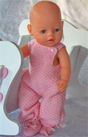 DollKnittingPattern - 0071D PIA - SWEATER, PANTS, BONNET AND SOCKS