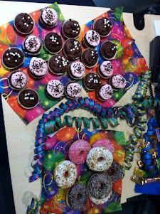 Donuts, Cupcakes & Co. Da schlägt das buntes Zuckerzeugs und Kuchen liebende Herz höher.