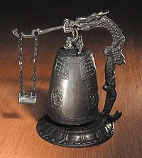 Dragon Table Bell