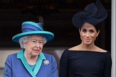 Queen Elizabeth Thinks Meghan Markle's Family Drama Is A Nightmare