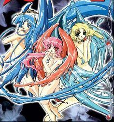 Rayearth OVA | Re: Guerreiras Magicas de Rayearth - Anime