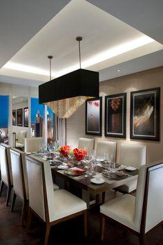 Dynasty Suite | Mandarin Oriental Hotel | Las Vegas