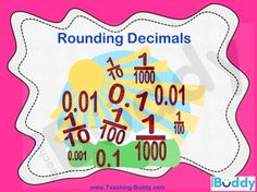 Rounding Decimals free teaching resources - PowerPoint and worksheets