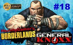 Borderlands-General Knoxx Armory DLC Gameplay Walkthrough Part 18:Armory...