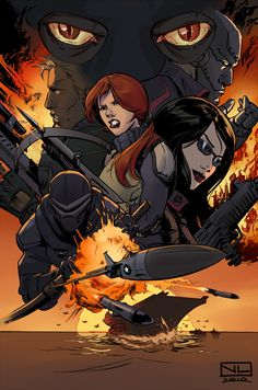 G.I. Joe Poster by VinceLee.deviantart.com on @deviantART
