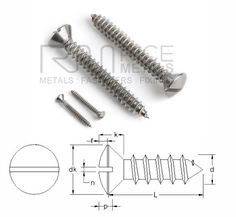 PAN Head BOLTS M8 x 50mm long POZI Phillips A2 Stainless Steel Packs of Screws