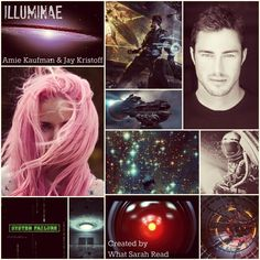 Book Feels: Illuminae by Amie Kaufman and Jay Kristoff - what sarah read...