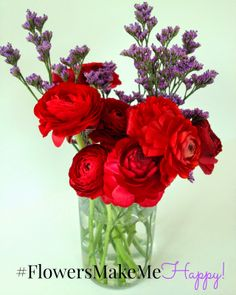 Flowers (From the Bouqs) Make Me Happy!Meal Plan Monday