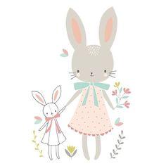 (bunny friendsflorawaycott)