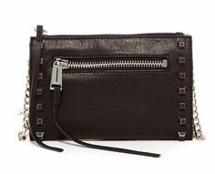 06ad0a8770f2 New Breakthrough Studded Leather Black Cross Body Bag. Get the trendiest  Cross Body Bag of. Tradesy