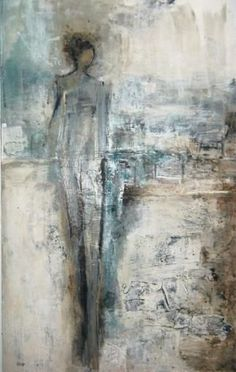 art that inspires // Felice Sharp - Cuadros Figurativos Figure Painting, Painting & Drawing, Modern Art, Contemporary Art, Encaustic Art, Figurative Art, Love Art, Painting Inspiration, Art Drawings
