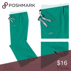 f6b8ae9ad3b Iguana Med Scrub Pants Emerald Green IguanaMed 5500 Women's Quattro Pants  Fashionable, functional appeal with