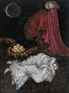 ALMA MATER Meinrad Craighead Studio - Meinrad Craighead: Crow Mother and the Dog God, A Retrospective