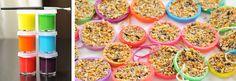 cute snack idea: an easy Earth Day snack   Meet the Dubiens