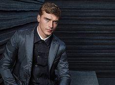 Slim-fit suit 'Huge4/Genius3' in new wool
