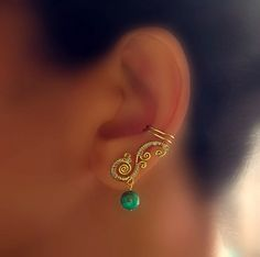 sophia ear-cuffs pair by ~pikabee on deviantART