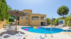 Holiday Villa Casaverano - #Villas - $115 - #Hotels #Spain #Calpe http://www.justigo.com.au/hotels/spain/calpe/casaverano_24680.html