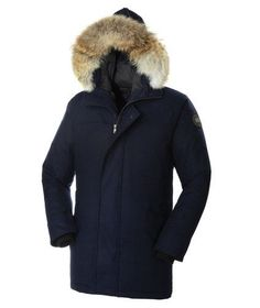 what kind of fur do canada goose jackets use