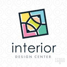 Exclusive Customizable Logo For Sale: Interior Design   StockLogos.