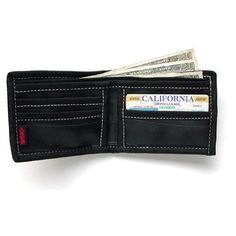 El Presidente Recycled Bike Tube Wallet by Splaff. $28.00. Splaff Flopps products are all made with recycled race car tires, bicycle Inner tubes and hemp. They are hand-crafted and are produced in a 100% waste-free, earth-friendly process in which all left over materials are either re-used or recycled. They collect, sort, cut and clean the recycled tires and bicycle inner tubes themselves to guarantee the quality of the recycled materials they use. As these wallets are...