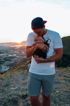 Daddy + son