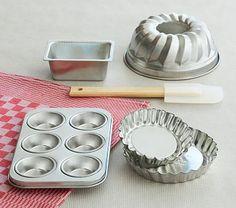 Metal Baking Set #pbkids Pottery Barn