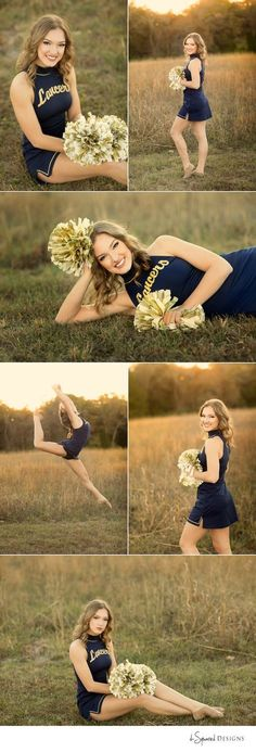 47 best cheerleading senior pictures images in 2018 Dance Senior Pictures, Cheer Picture Poses, Girl Senior Pictures, Senior Girls, Picture Ideas, Photo Poses, Cheerleading Senior Pictures, Cheerleading Poses, Cheer Poses