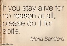 I love Maria Bamford