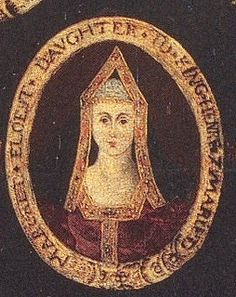 Margaret Tudor, Queen of Scots, Sister of Henry VIII by lisby1, via Flickr