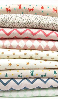 Fabrics by littlcloud #tiBiHantiBiHan