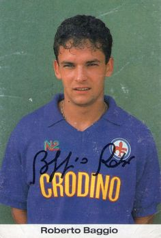 Baggio - Fiorentina