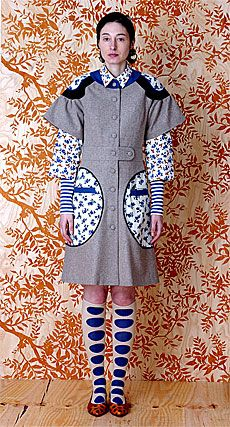 Eley Kishimoto coat that I wish I'd bought many moons ago... sigh!
