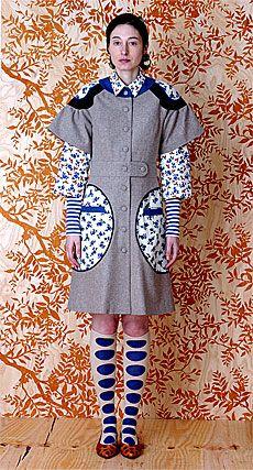 Eley Kishimoto coat that I wish I'd bought many moons ago... sigh!
