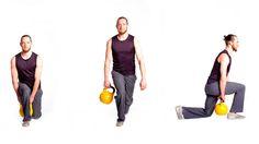 La tonification musculaire par les haltères kettlebells