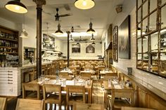 Tom's Kitchen - Restaurant, Bar, Brasserie And Private Dining