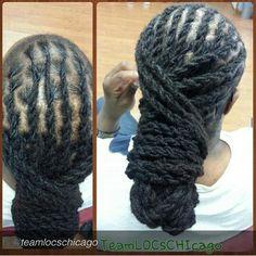 Style inspiration for the fellas by Men Dread Styles, Dreadlock Styles, Dreads Styles, Braid Styles, Dreadlock Hairstyles For Men, Medieval Hairstyles, Black Men Hairstyles, African Hairstyles, Box Braids Men