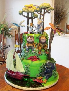Where The Wild Things Are... Every Thing is Edible!!