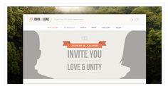 20 Awesome Premium Wedding WordPress Themes