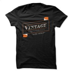 Vintage 1970 - #tshirt kids #geek hoodie. ORDER NOW => https://www.sunfrog.com/Birth-Years/Vintage-1970-p9ef.html?68278