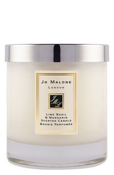 Jo Malone London Jo Malone™ 'Lime Basil & Mandarin' Scented Home Candle available at #Nordstrom
