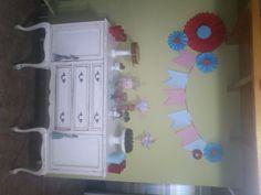 candy bar que prepare para el cumple de mi hija any!