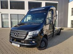 Mercedes Sprinter 5T High Race Basis  #kegger #newsprinter #autolaweta #autotransporter