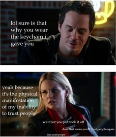 """""""Like pirate people :)"""" I actually ship Swan Thief, but this is still cute :P"""