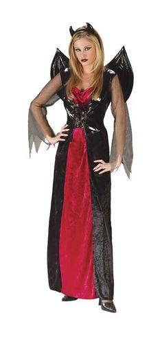 Fledermaus Prinzessin Gr.ML | horror-shop.com