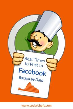 When are the best times to post on Facebook? Learn how to use data to determine when to post on Facebook for better engagement on your social media posts.